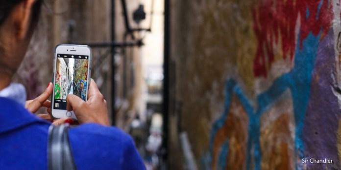 Dos cosas a tener en cuenta al compartir los datos en el celular