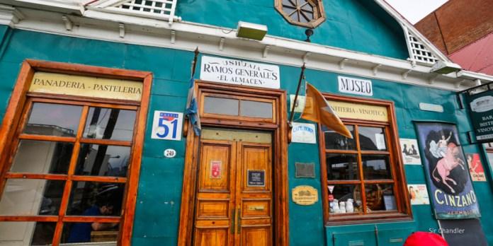 El Almacen de ramos generales en Ushuaia