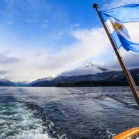 El paseo Obama y el homenaje diario al Perito Moreno