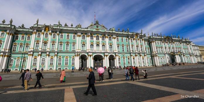 Paseo por San Petersburgo (I/II)