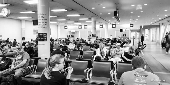 Una mini terminal de Toronto o un ejemplo de como hacer bien las cosas