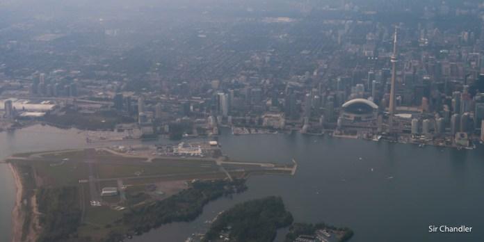 Volando desde… ¿El mejor aeropuerto del mundo? Billy Bishop en Toronto