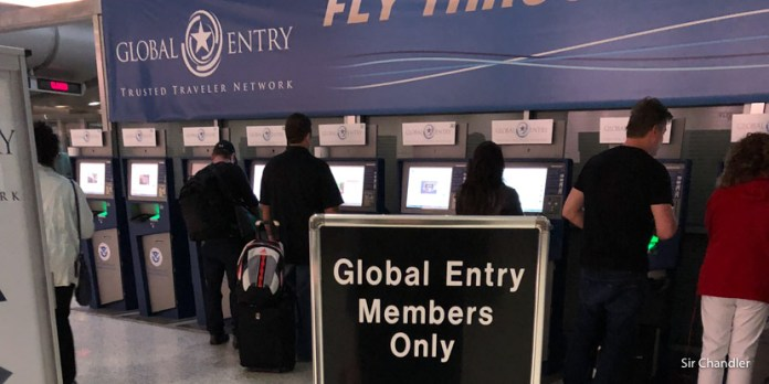 Estrenando la Global Entry en Houston