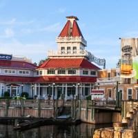 El hotel de Disney Port Orleans Riverside