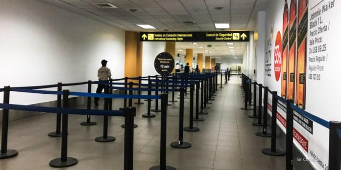 Alerta aeropuerto o cuando te das cuenta que fuiste sospechoso algunas veces ;)