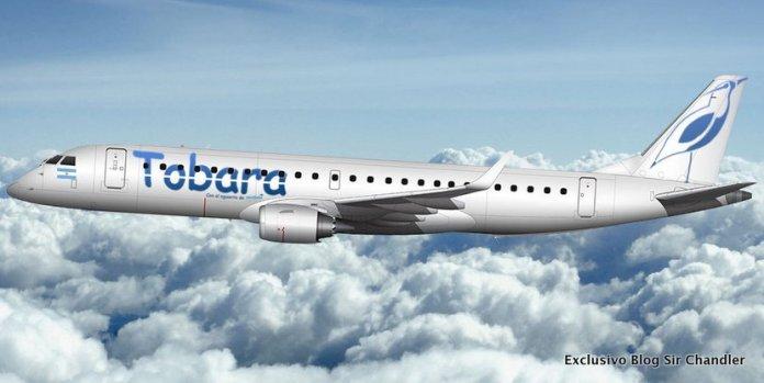 Se lanza TOBARA, la low cost de Aerolíneas Argentinas