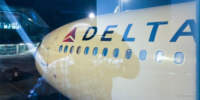 Vuelo a Miami vía Atlanta en la business de Delta