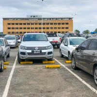 El estacionamiento prolongado en Ezeiza pasó a costar $ 1590