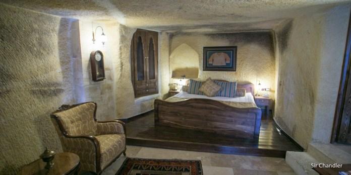 El Kayakapi Premium Caves, un hotel en las cuevas de Capadocia