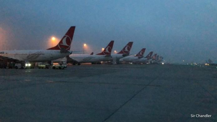 Turkish se muda al nuevo aeropuerto de Estambul (incluye al vuelo desde Buenos Aires)