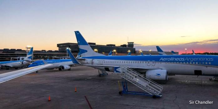 Julio fue récord de pasajeros volando en la Argentina – estadísticas