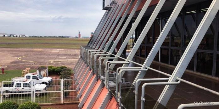 El aeropuerto de Posadas y su joya oculta