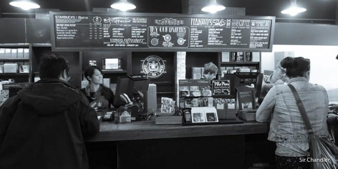 El Starbucks más viejo del mundo