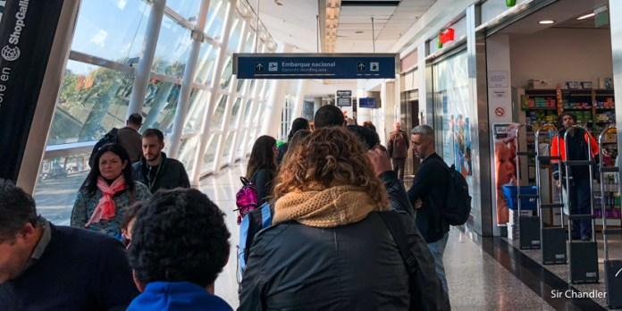 PSA está pidiendo documentos en Aeroparque