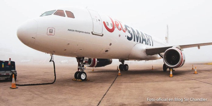 Jetsmart Argentina manejada por un ex Latam