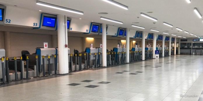 Latam y Avianca se mudan a la terminal A en Aeroparque desde hoy