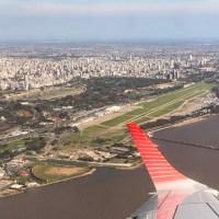 Vuelo a La Rioja en un Embraer 190 de Austral