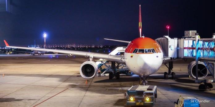 El vuelo a Cancún vía Lima con Avianca