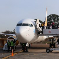 Medio millón de pasajeros volaron ya por Flybondi