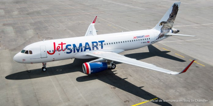 Las 795.000 rutas pedidas por Jetsmart