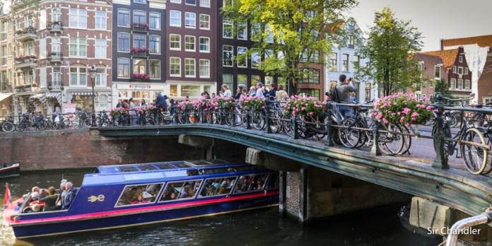 El precio loco de Aeroméxico a Amsterdam…