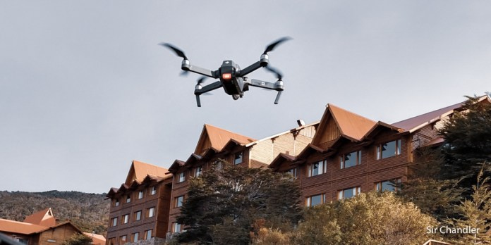 La aplicación necesaria para volar un dron de manera segura con los vientos: UAV Forecast