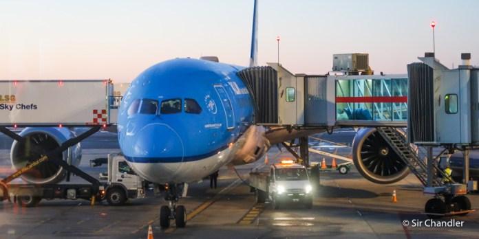 KLM: volé en el Boeing 787 que comienza a hacer la ruta con Amsterdam y Santiago