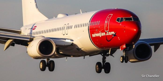 Norwegian y los vuelos a Trelew y Puerto Madryn