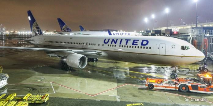 Vuelo New York Buenos Aires con United en business
