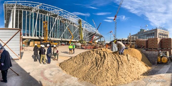 Aeropuerto de Ezeiza: así están las obras de la nueva terminal