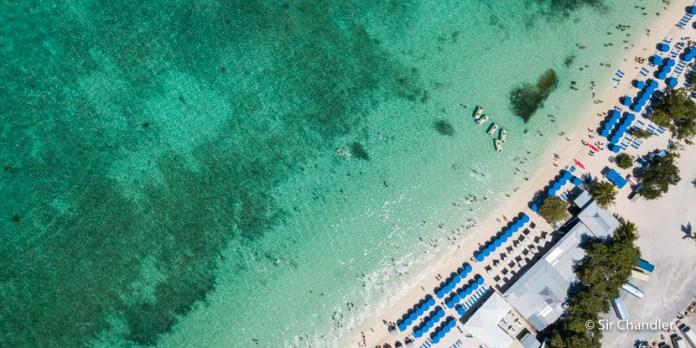 Islas Caimán con el crucero