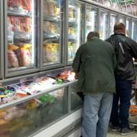 Precios en un supermercado de Brasil