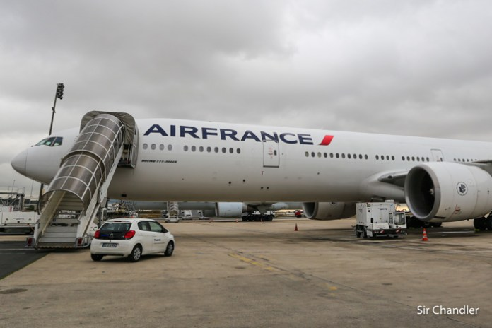 Air France confirma su retorno en la primera semana de septiembre