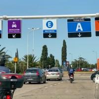 Estacionamiento prolongando en Ezeiza: como gestionar la devolución o reprogramación