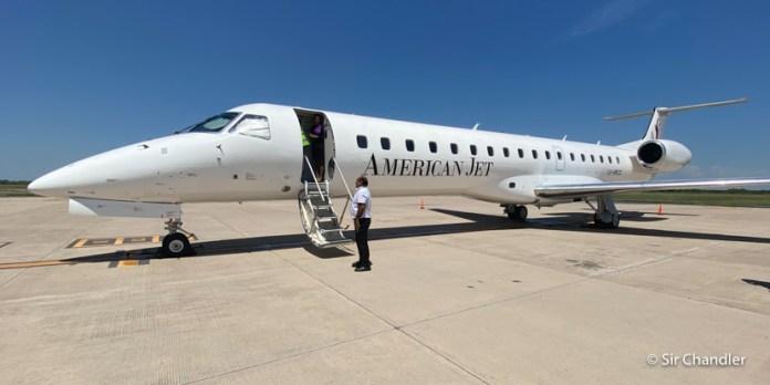 American Jet apunta a traer tres aviones más