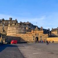 Paseo por el Castillo de Edimburgo