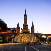 Lourdes, el santuario en Francia