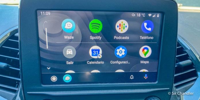 Nuevas funcionalidades en Android Auto