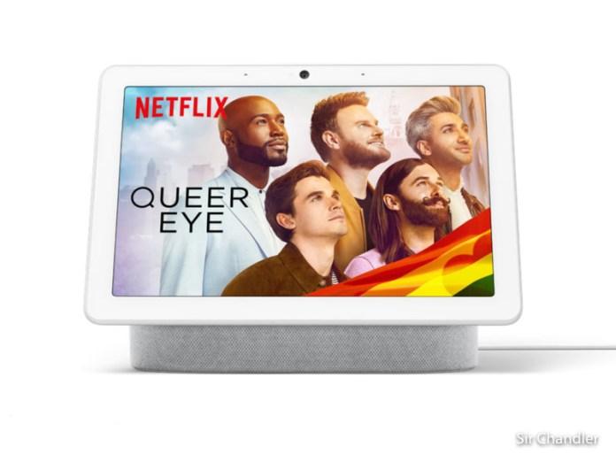 Google Nest Hub: se suma Netflix a las pantallas de smart home