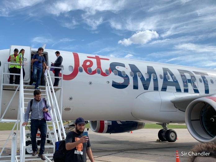 Jetsmart: la justicia autorizó que use sus aviones en Aeroparque