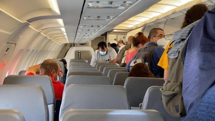 Ryanair: crónica de vuelo de Madrid a Viena en época de Coronavirus