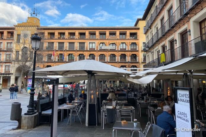 Los lugares y las anécdotas: mi caso con Toledo