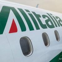 Alitalia cancela preventivamente los vuelos de septiembre