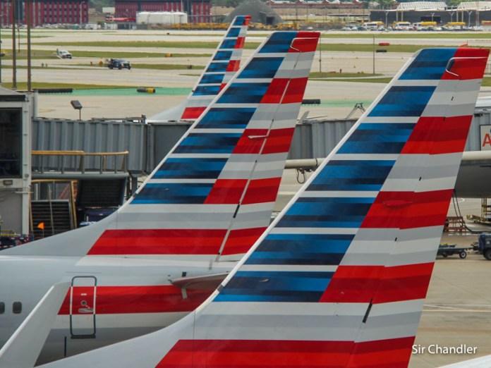 American Airlines: vuelos de todo julio (actualizado)