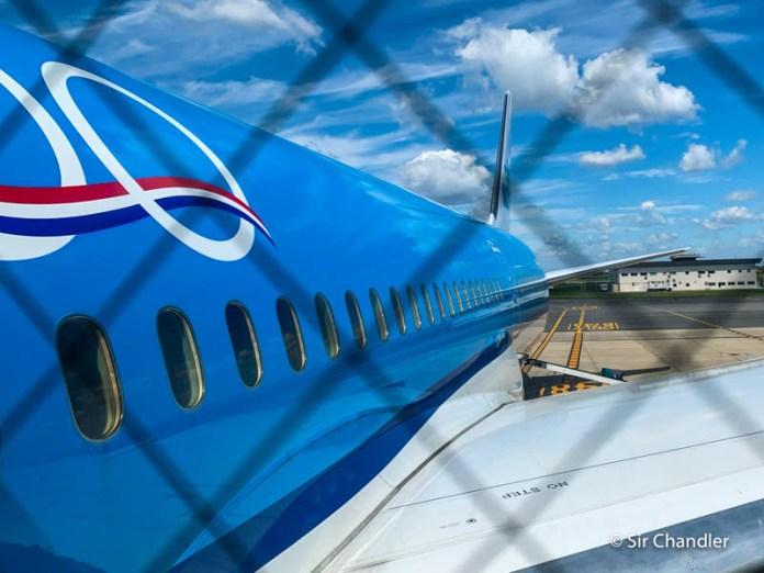 Air France y KLM pasan a tres vuelos por semana cada una