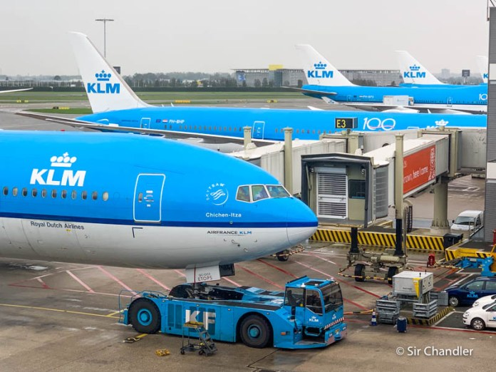 KLM pone un avión más grande por la demanda de pasajes en agosto