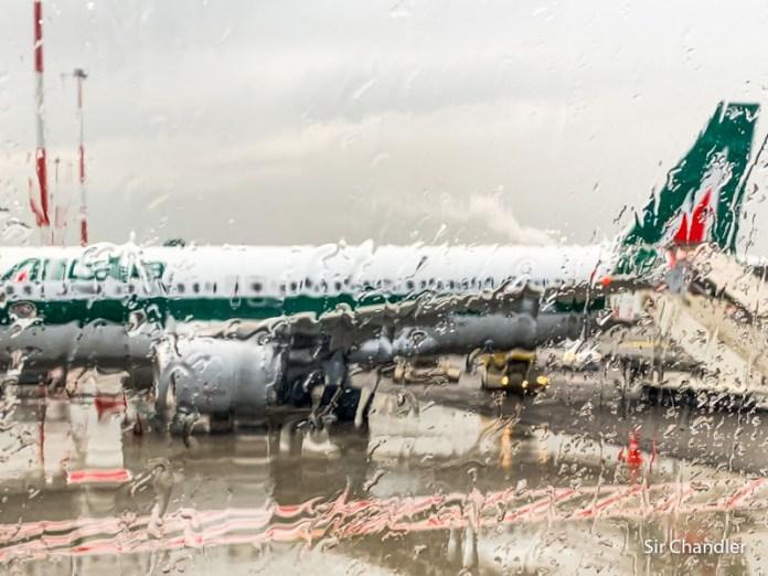 Alitalia vuelve recién en diciembre con dos frecuencias semanales por todo el verano