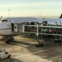 Lufthansa aparece en octubre con dos vuelos especiales