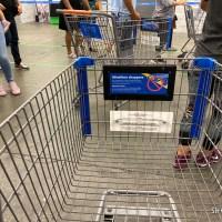 Recorrida por un Walmart Supercenter muy grande de Miami