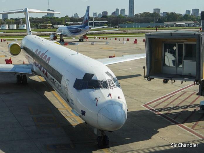 Regreso de los vuelos de cabotaje: publicado en el boletín oficial